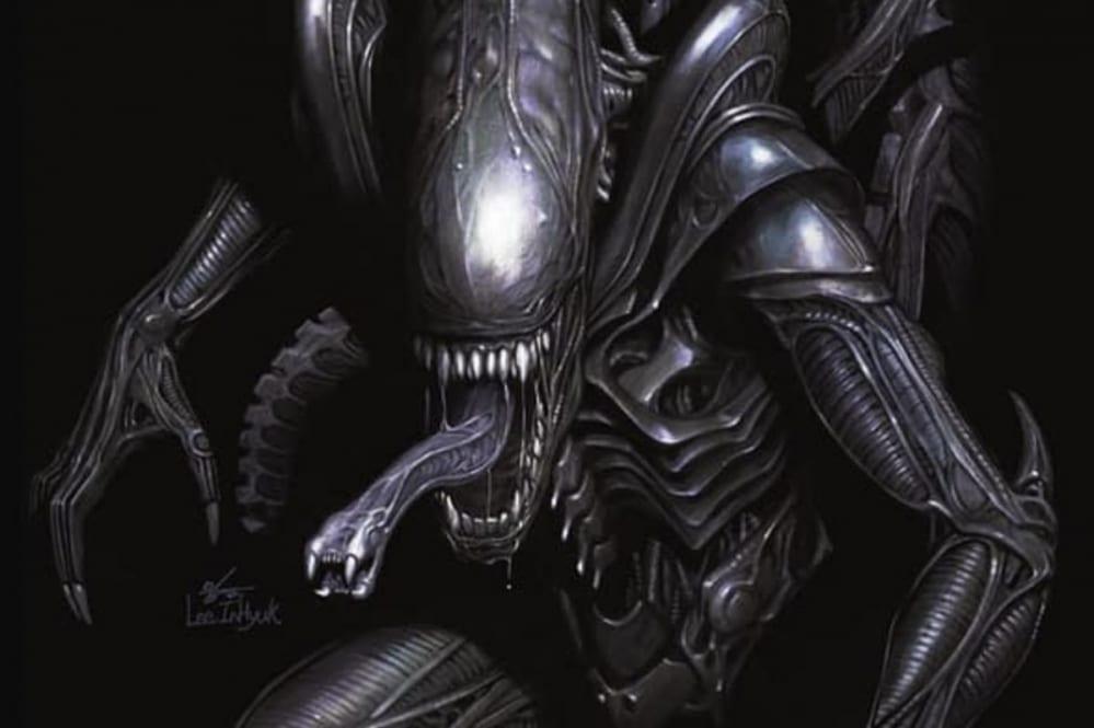 Alien: le prime tavole della nuova serie a fumetti