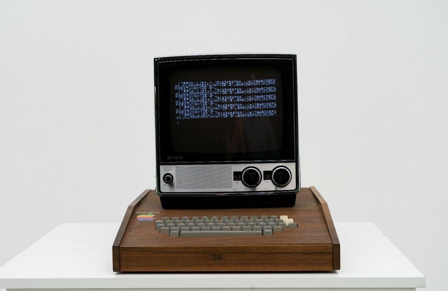 Apple I: su eBay un modello funzionante e assemblato da Steve Wozniak