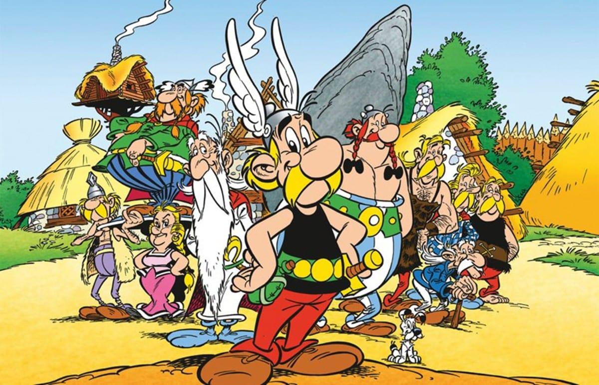 Asterix: il nuovo volume arriverà ad ottobre