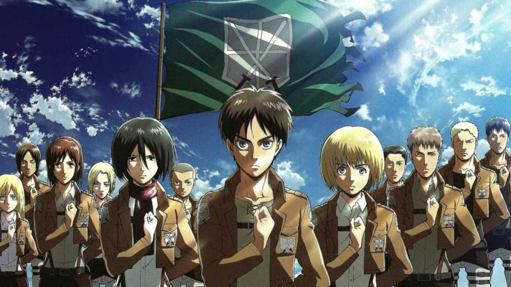L'Attacco dei Giganti: annunciata la data di conclusione del manga