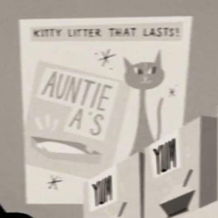 auntie A Wandavision