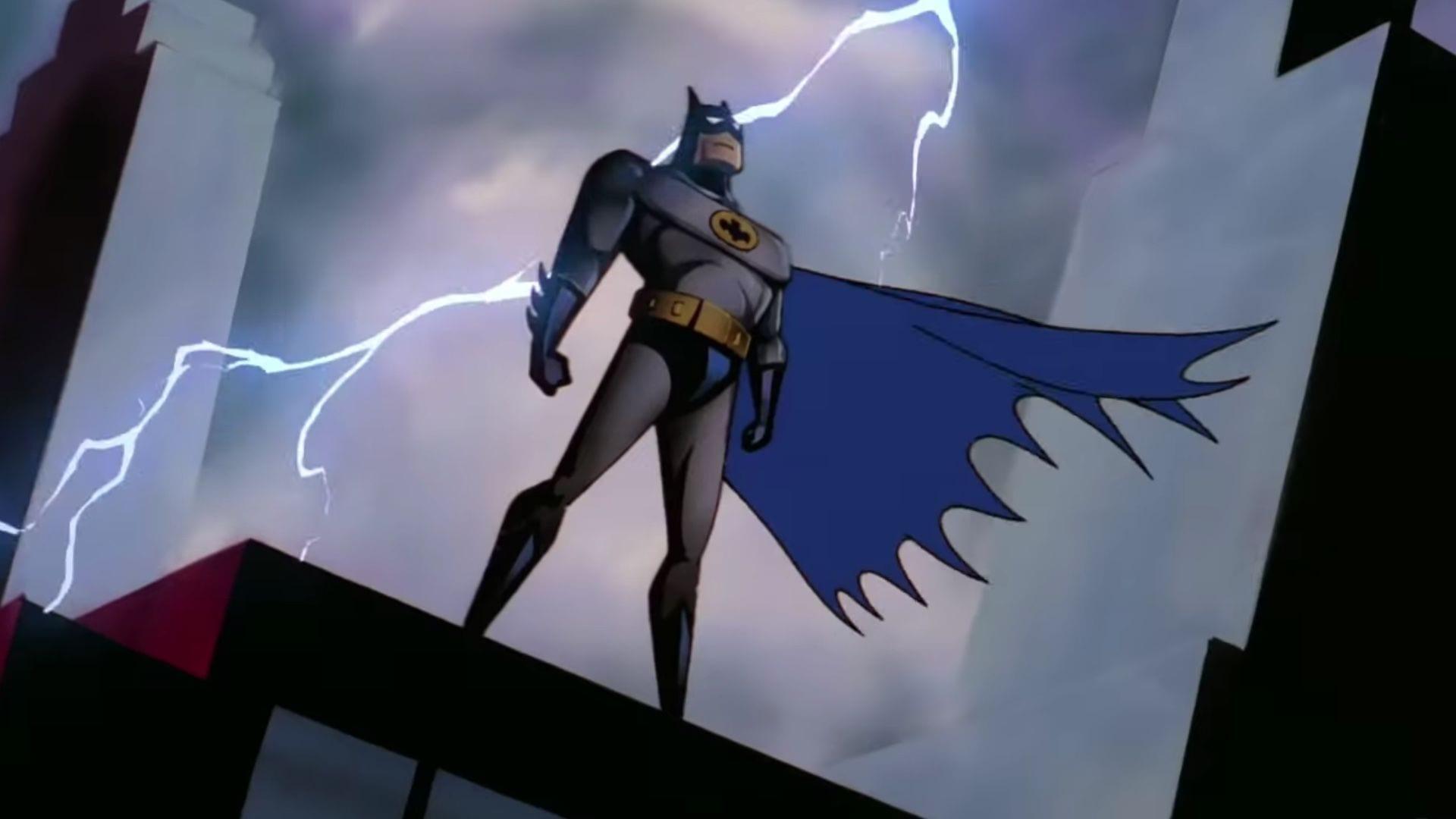 Batman: in arrivo un sequel della serie animata?