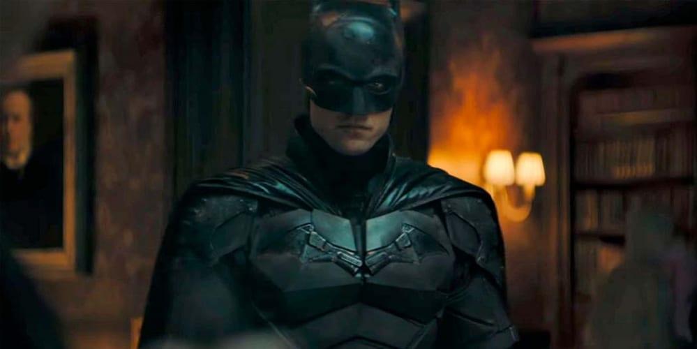 the batman, warner bros
