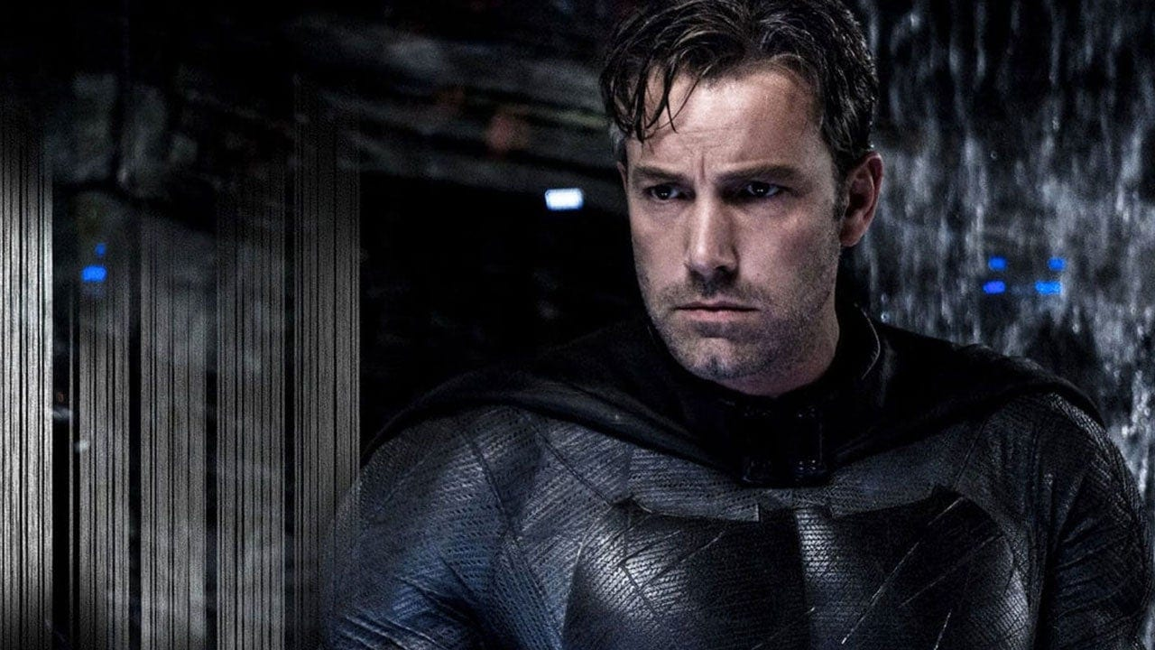 Ben Affleck torna a parlare di Batman e dell'alcolismo