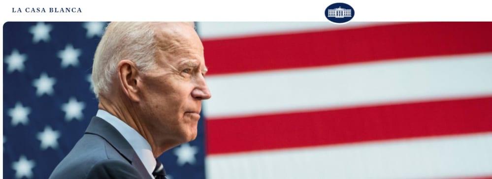 Biden La Casa Blanca