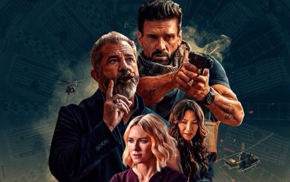 Boss Level: il primo trailer del film con Frank Grillo e Mel Gibson