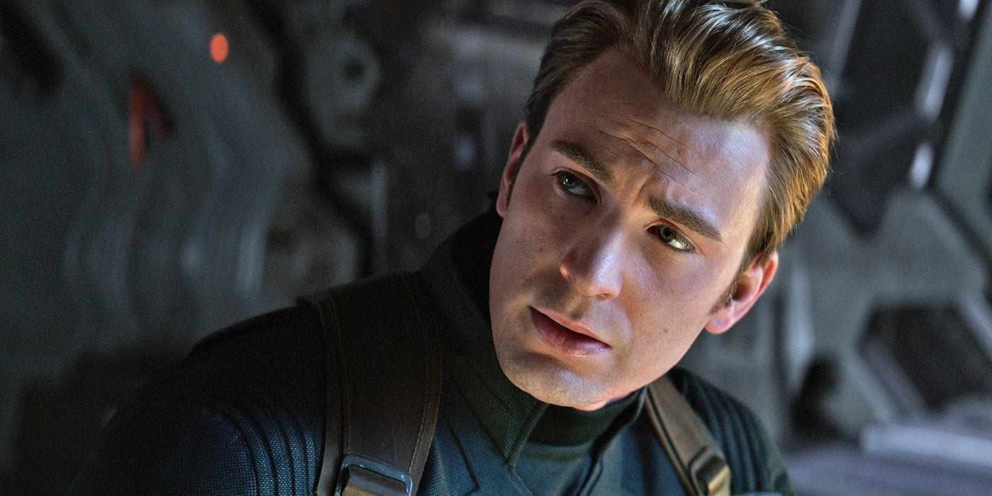 Chris Evans non tornerà come Captain America