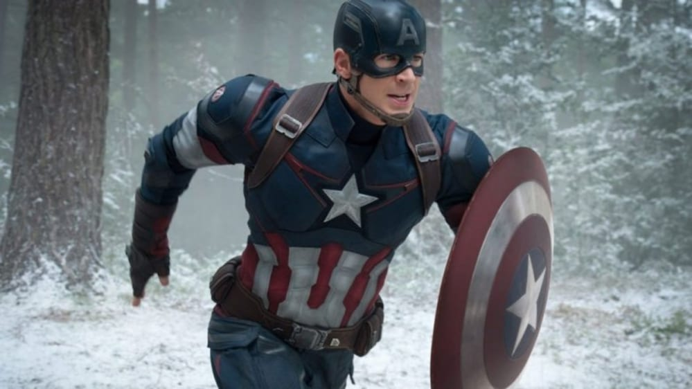 Capitan America: Chris Evans è in trattative per tornare nei panni dell'eroe