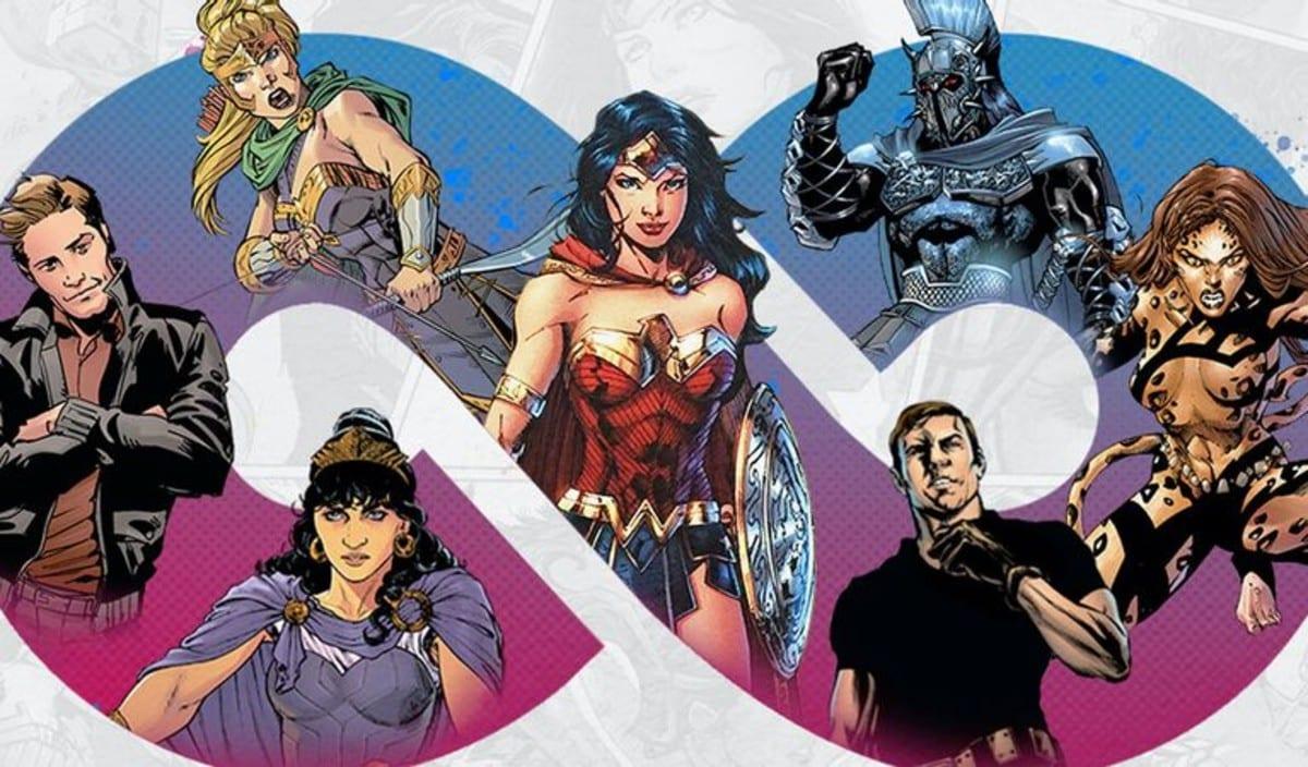 DC Universe Infinite: in arrivo la app per leggere i fumetti DC