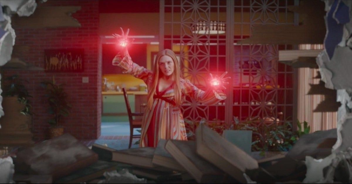 Tutti gli easter egg del quarto episodio di WandaVision