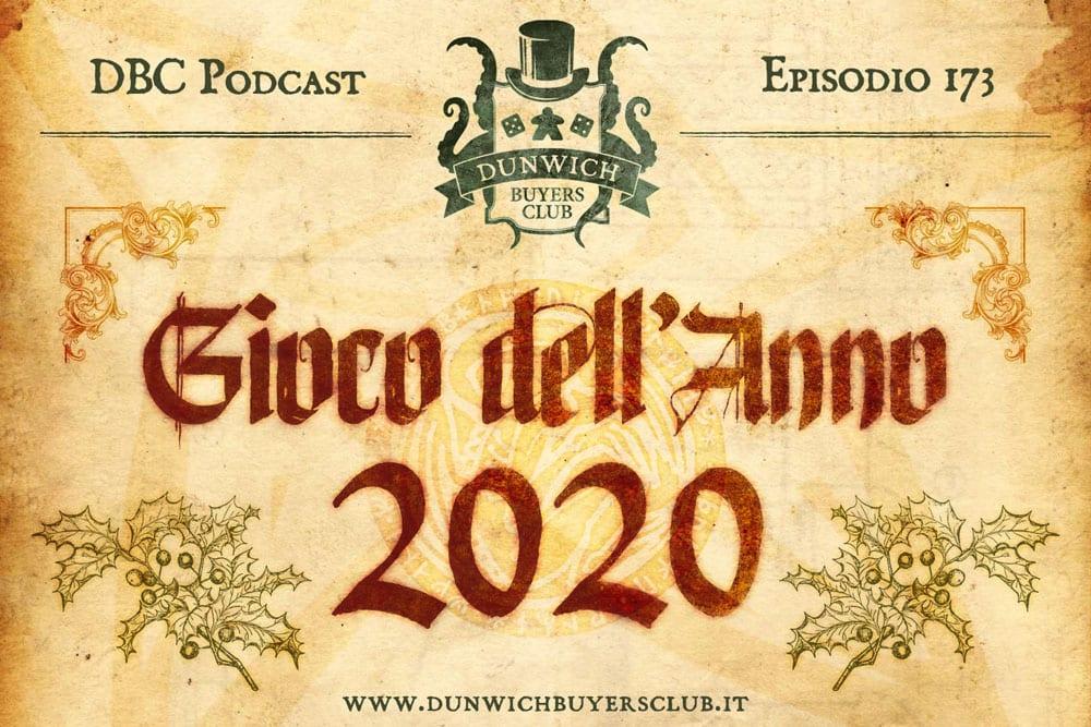 Il gioco dell'anno DBC 2020