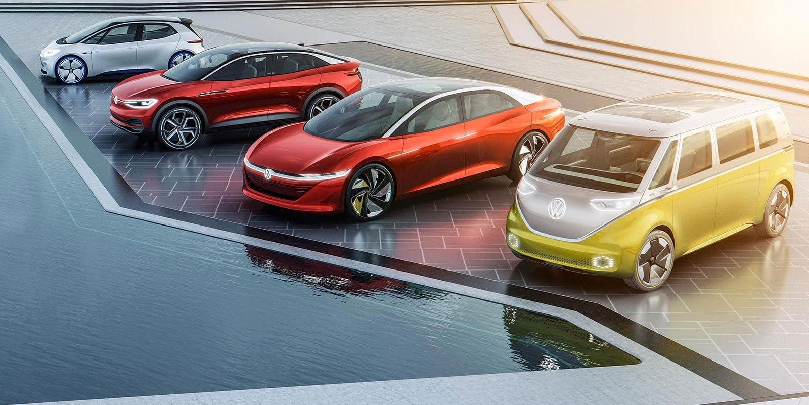"""Auto elettriche, il regno di Tesla al capolinea: """"sarà sorpassata da Volkswagen"""""""