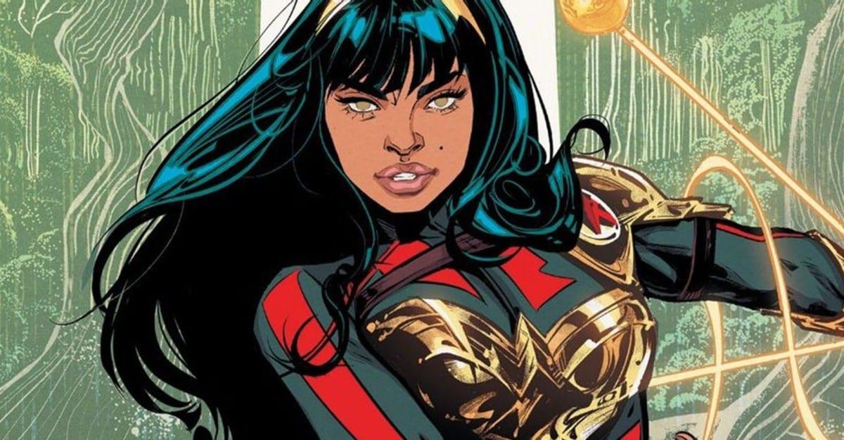 Wonder Woman: le prime tavole della versione di Future State