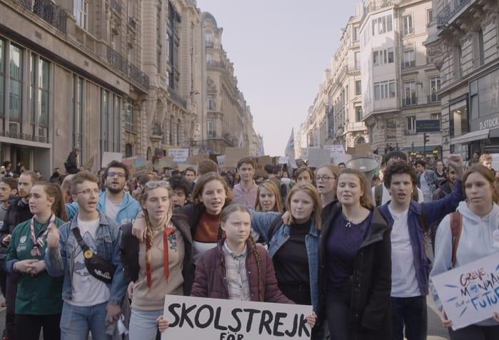 I am Greta, Greta Thunberg