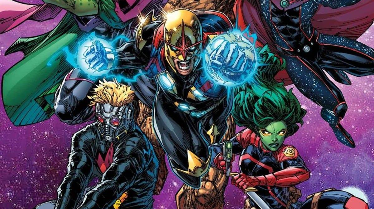 Guardiani della Galassia: Marvel ha svelato la nuova formazione