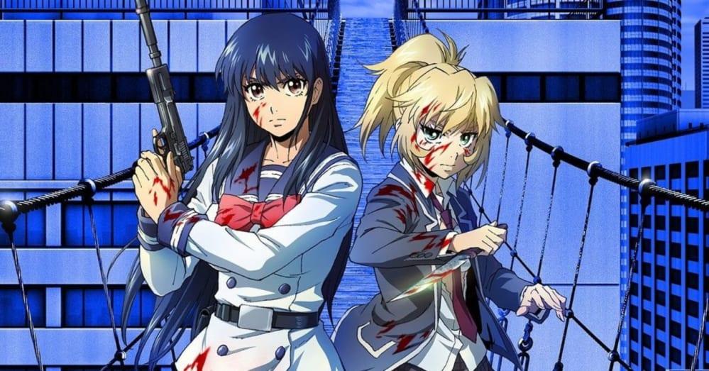 Sky Violation: il trailer dell'anime in arrivo su Netflix