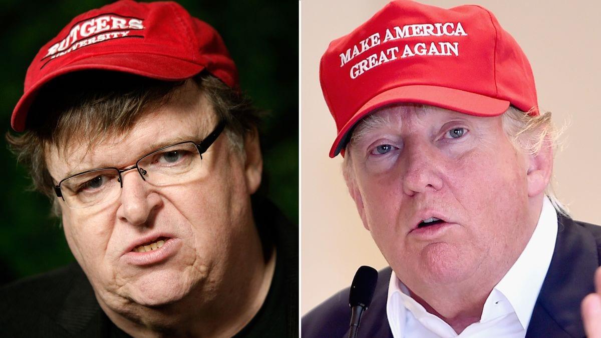 """Michael Moore: """"Donald Trump deve pagare per ciò che ha fatto"""""""