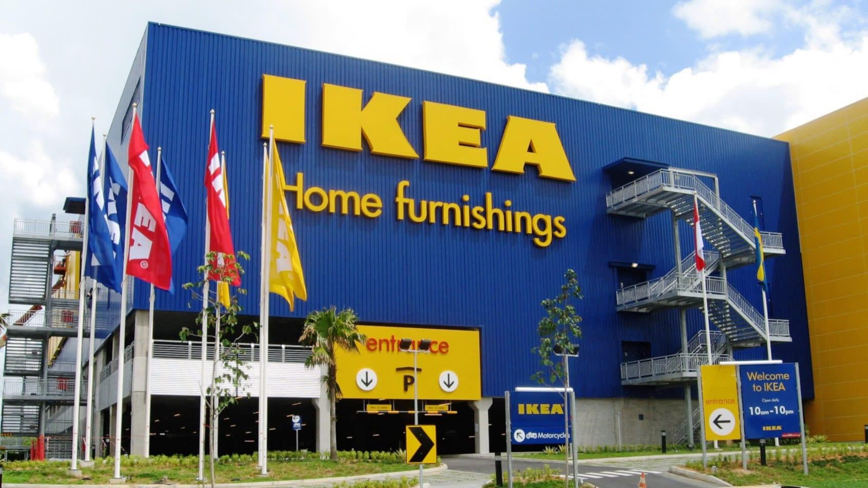 Ikea inizierà a vendere parti di ricambio per i suoi mobili