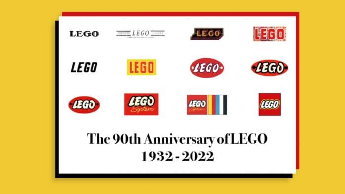 LEGO compie 90 anni