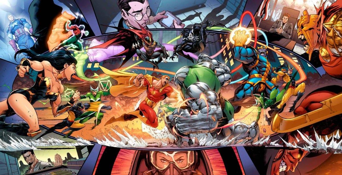 La rinascita degli eroi: le illustrazioni della nuova serie Marvel