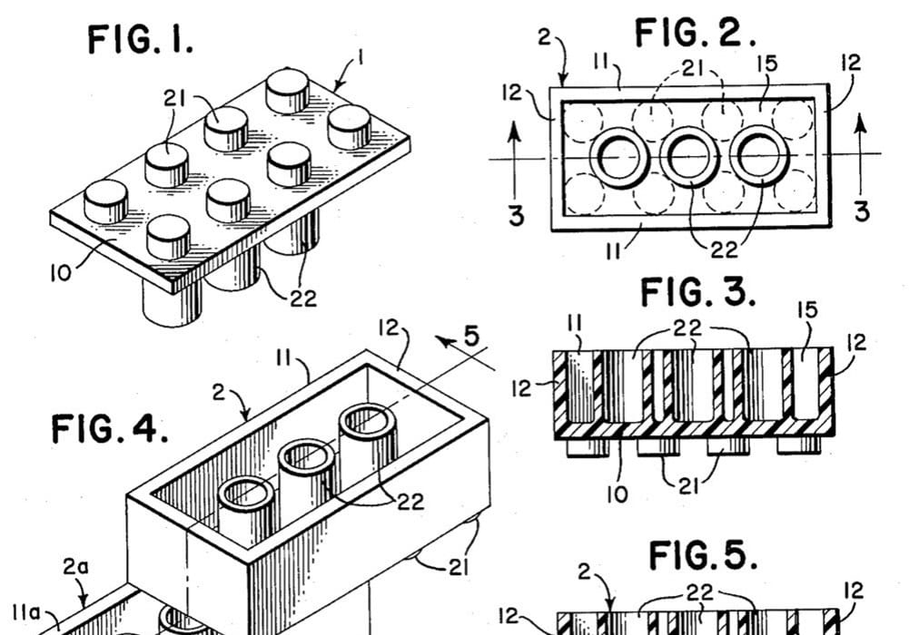lego patent day