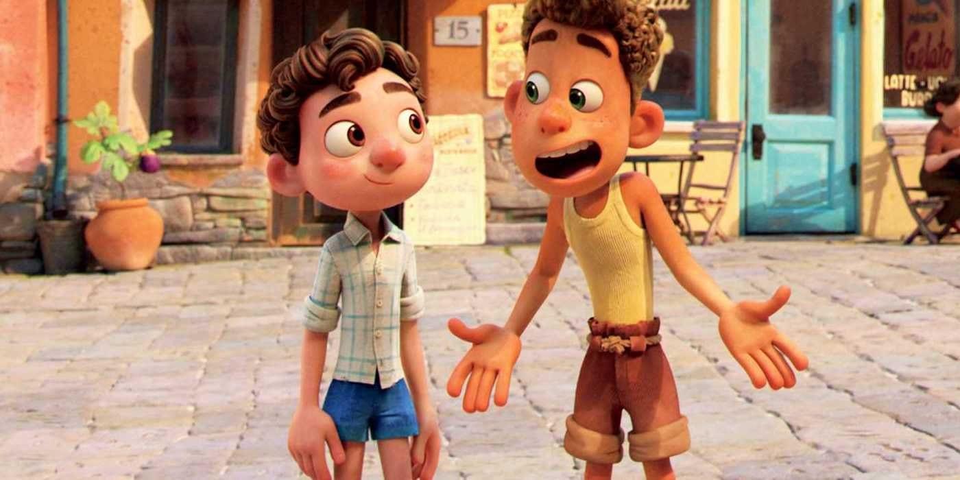 Luca: rivelata la prima immagine del prossimo film Pixar