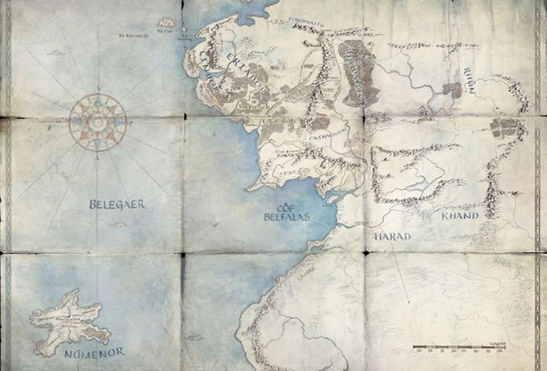 Il Signore degli Anelli: cosa sappiamo della serie TV Amazon