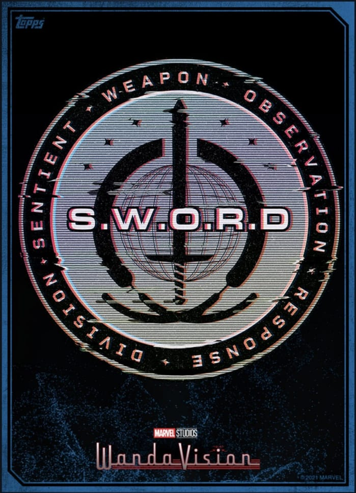 WandaVision: SWORD