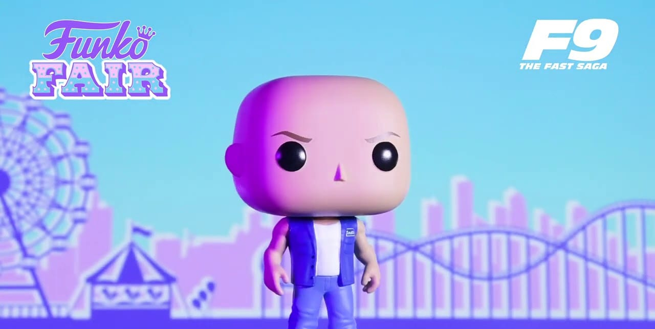 Funko POP, Fast and Furious