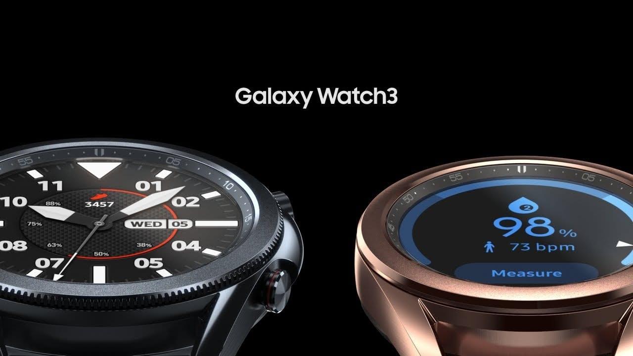 Galaxy Watch 3 e Watch Active 2, arrivano l'ECG e il monitoraggio della pressione sanguigna
