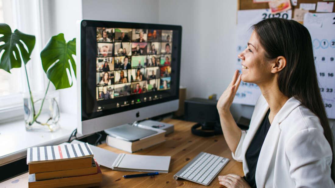 Meeting online: con webcam spenta vuol dire essere più ecologici del 96%