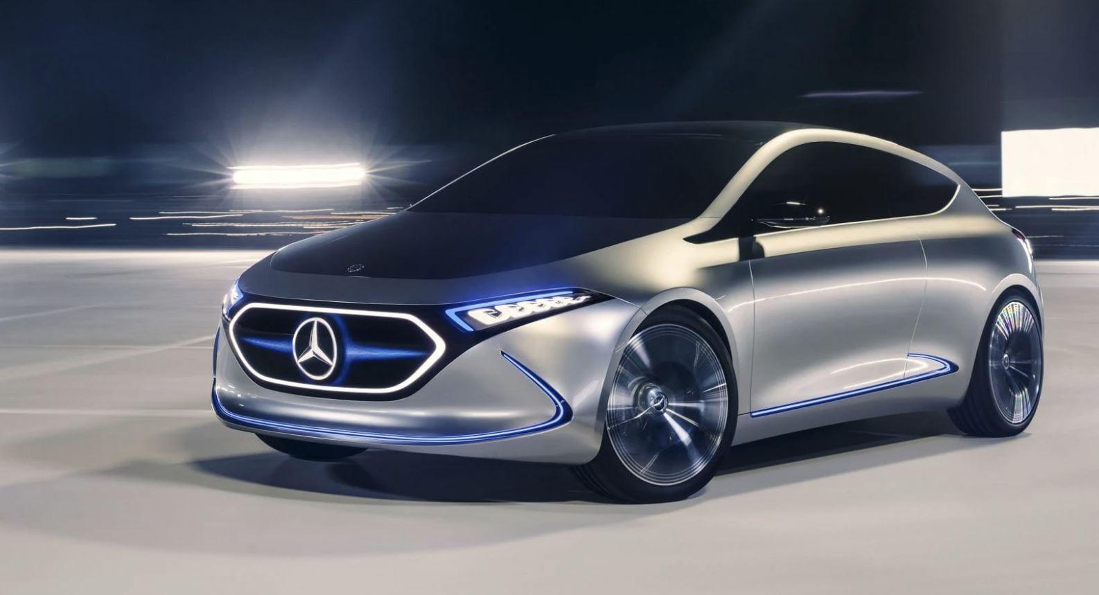 Mercedes accelera le tempistiche della sua rivoluzione elettrica