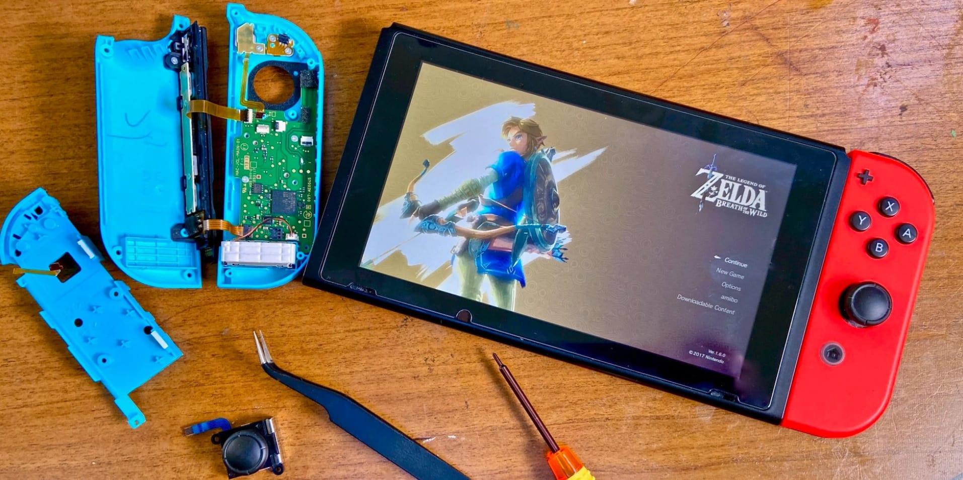 Nintendo e il Joy-Con Drift: la BEUC chiede una soluzione al problema