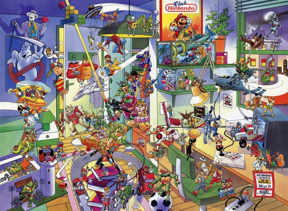Nintendo: un documentario ritrovato ci mostra uffici e fabbriche nel 1990