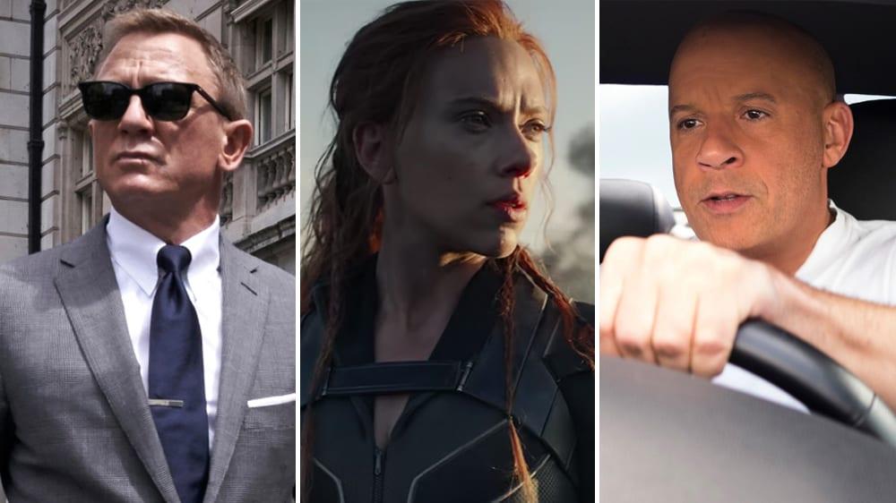 No Time to Die e non solo: Hollywood pronta a una nuova serie di rinvii?