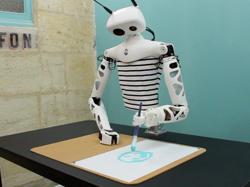 Reachy robot