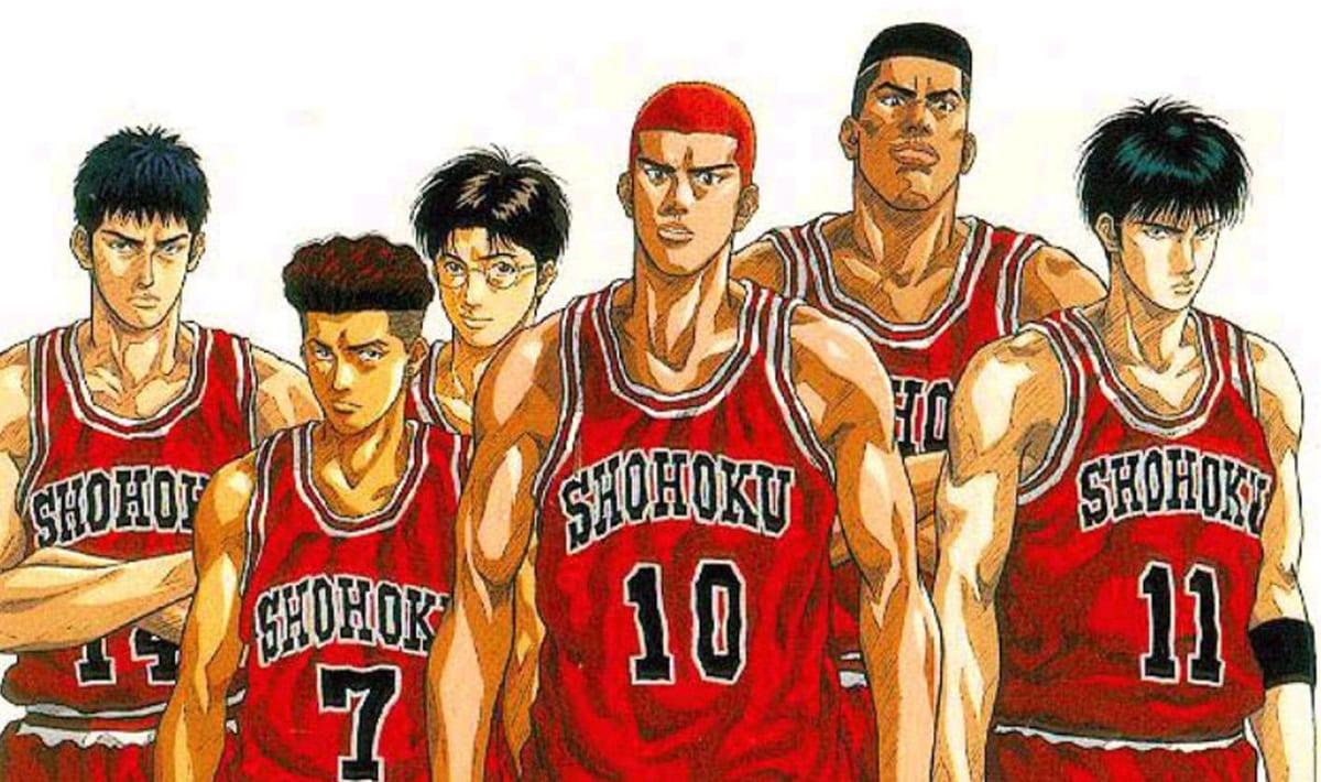 Slam Dunk: in arrivo un nuovo film animato ispirato al manga