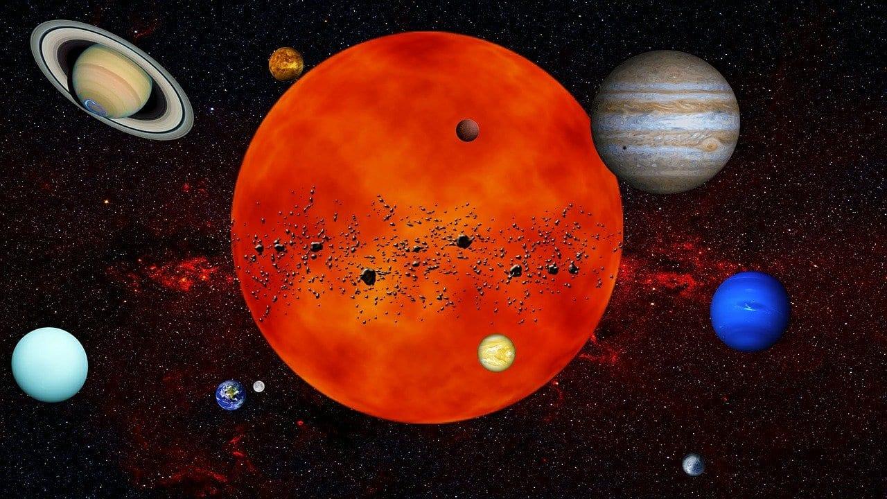 Sistema Solare: una nuova teoria per spiegarne formazione e struttura