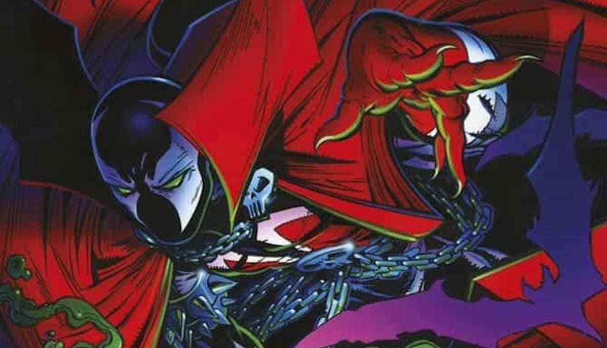 Spawn Deluxe: la ristampa del fumetto di Todd McFarlane