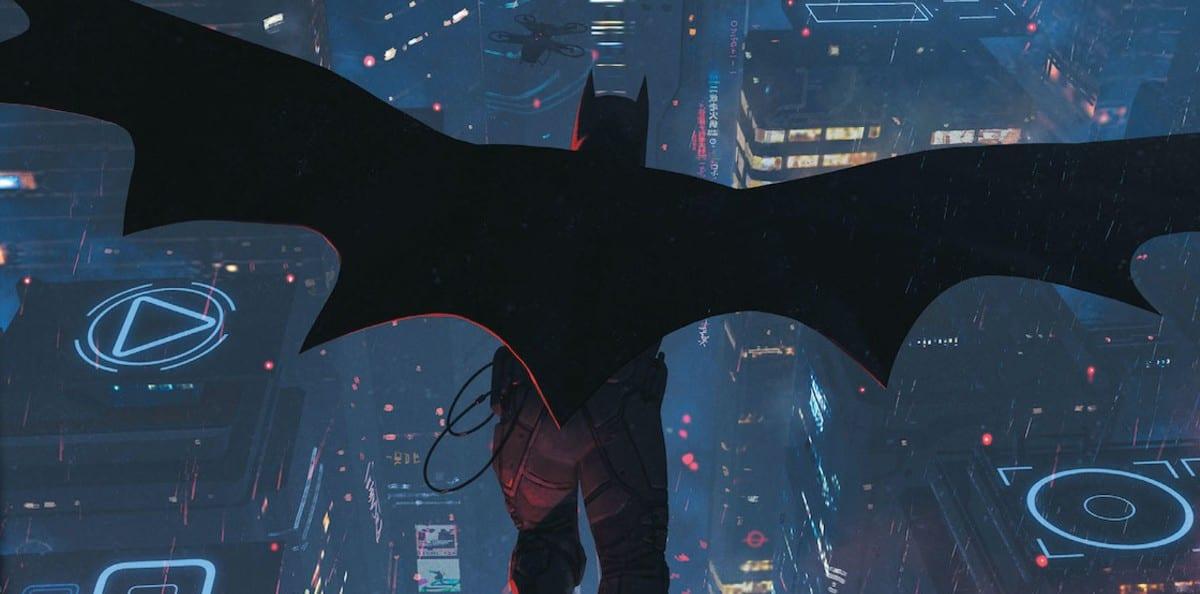 The Next Batman: le prime tavole del nuovo Cavaliere Oscuro