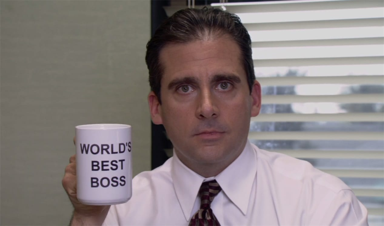 The Office batte The Mandalorian: è lo show più visto in streaming