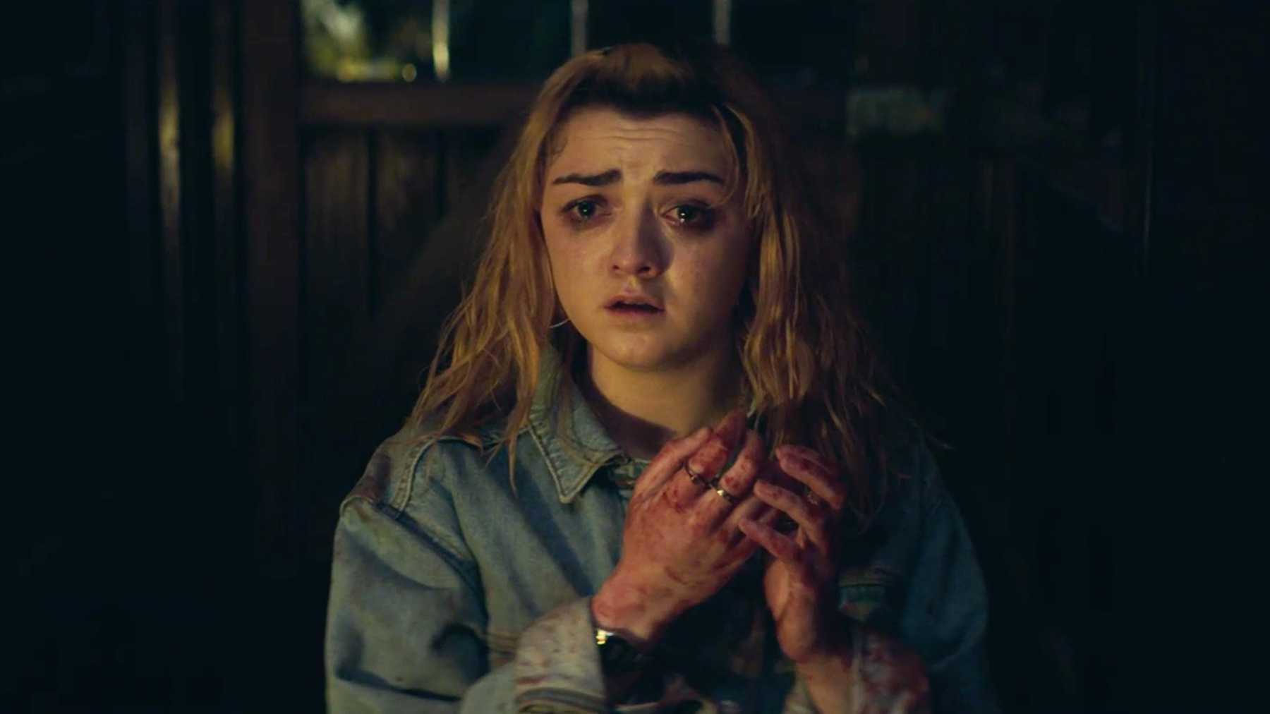 The Owners: prima clip del nuovo film horror con Maisie Williams