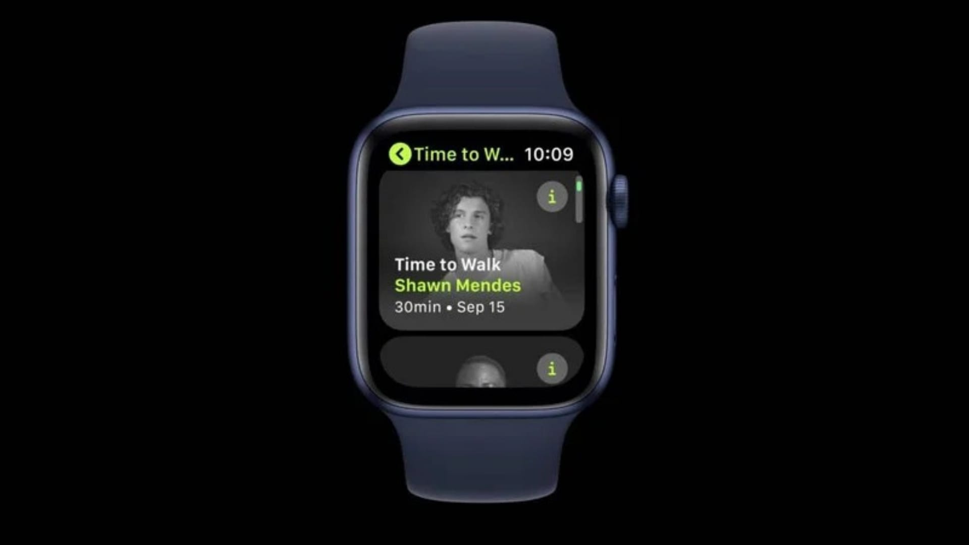 Apple Fitness+ potrebbe aggiornarsi con la feature Time to Walk