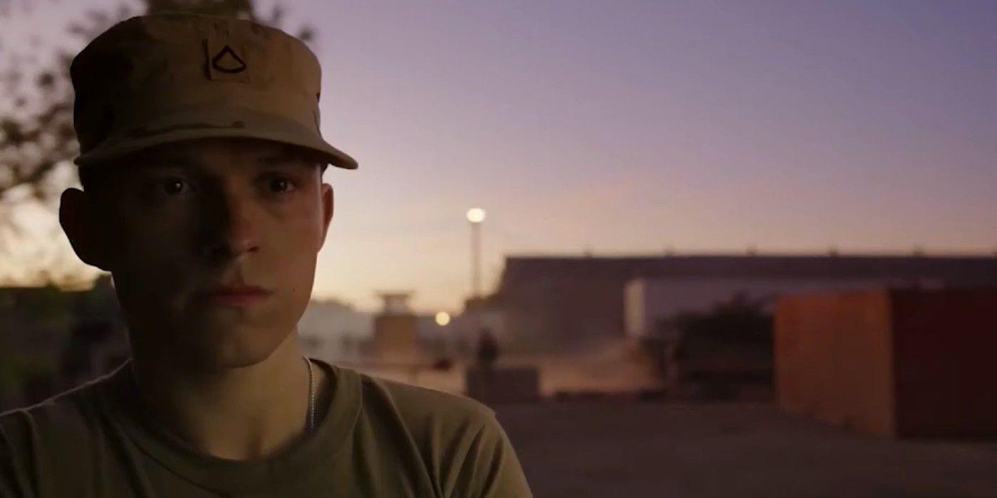 Cherry: la prima clip dal film dei fratelli Russo con Tom Holland