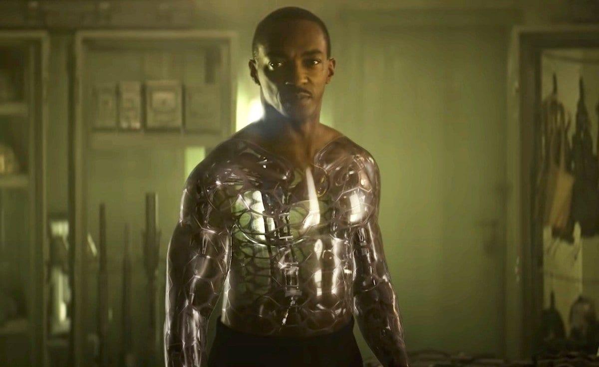Outside the Wire: il trailer ufficiale del film sci-fi con Anthony Mackie