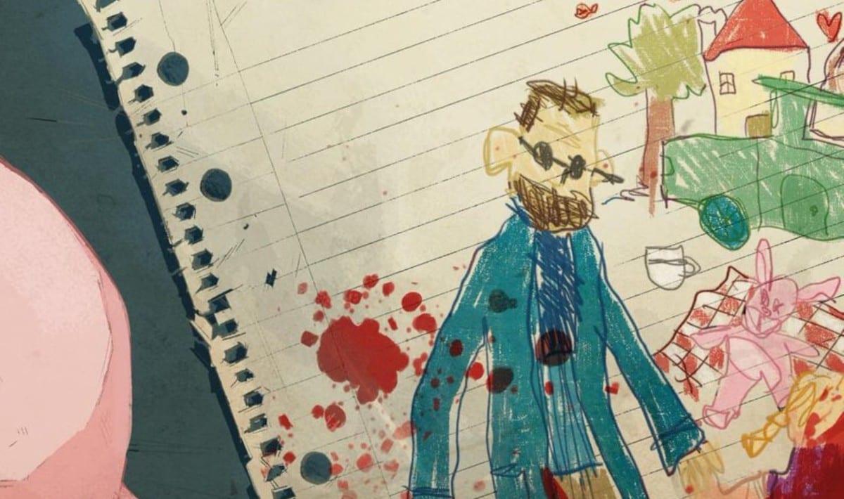 Una vita: le prime tavole della graphic novel edita da Shockdom