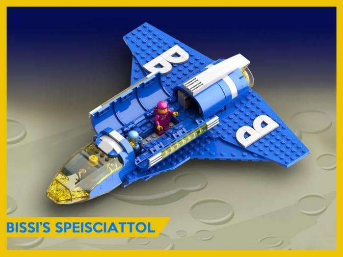 LEGO Ideas Speisciattol