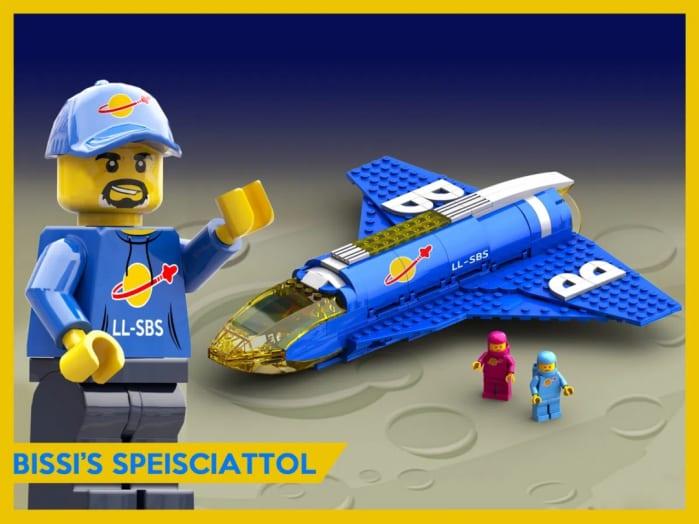 LEGO Ideas CPT Bissi