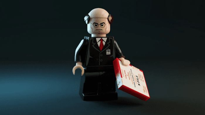 LEGO Ideas X-Files