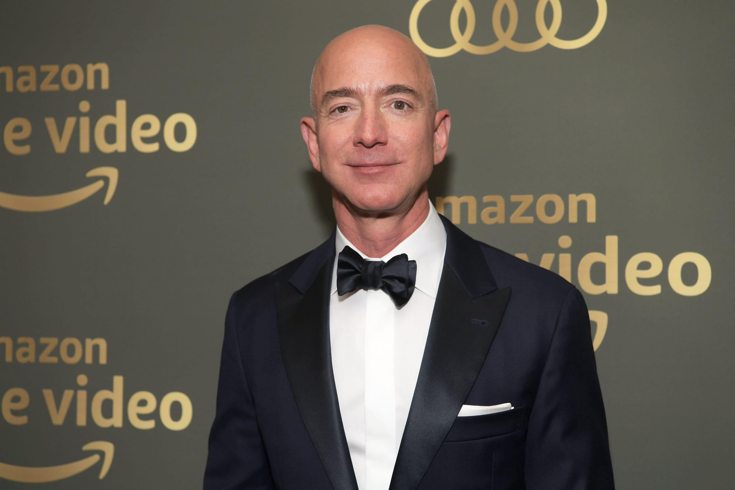 """Amazon: """"Jeff Bezos continuerà ad avere un ruolo da protagonista"""""""